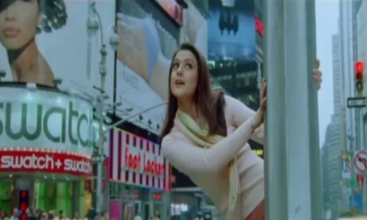 TeluguStop.com - Kal Ho Naa Ho Turns 17: Preity Calls Film 'experience That Went Beyond Words'