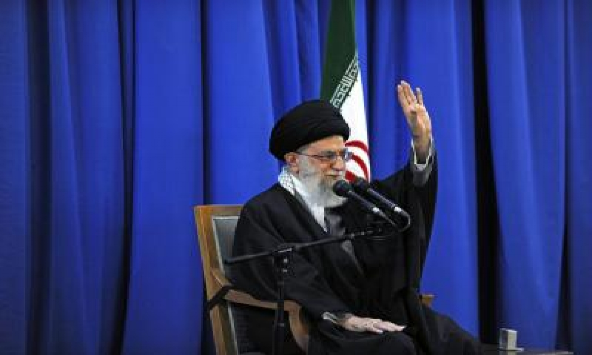 TeluguStop.com - Khamenei Calls For 'punishment' Of Scientist's Murderers