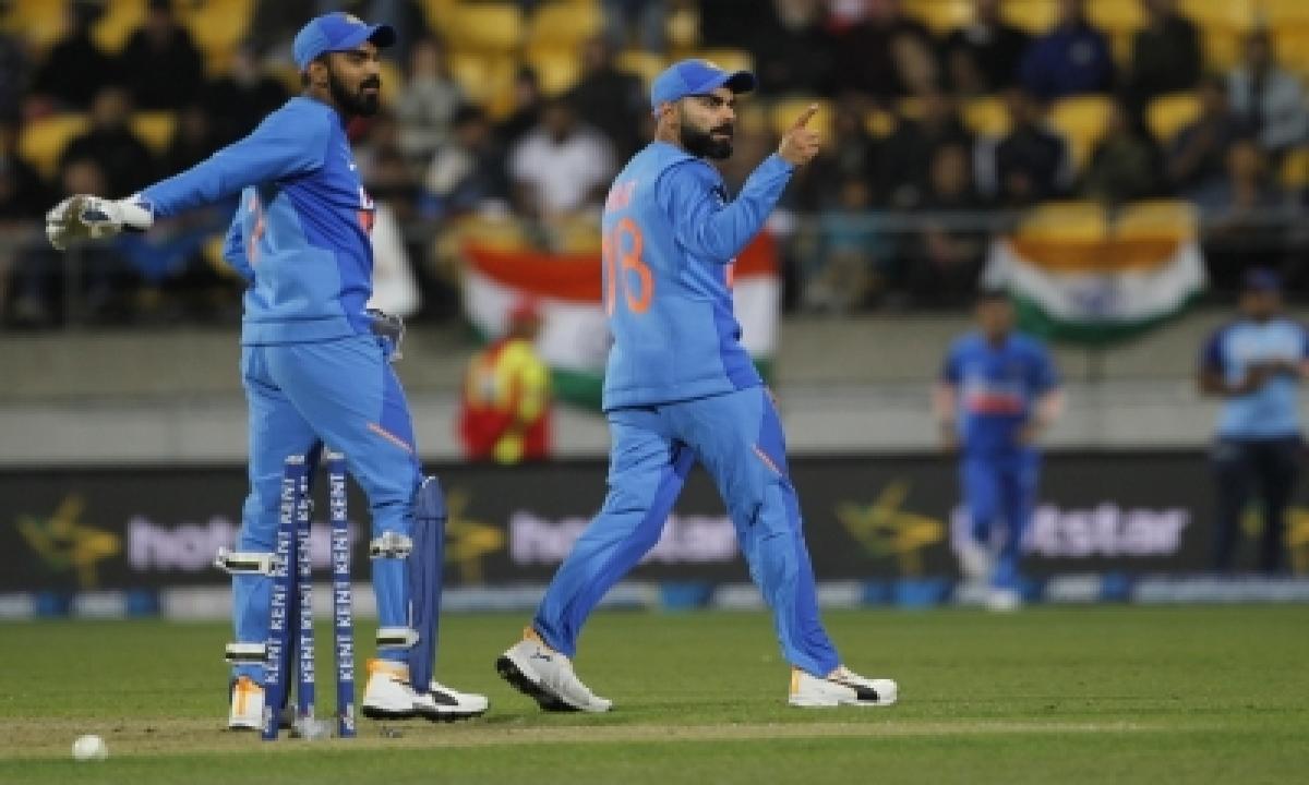 TeluguStop.com - Kohli, Rahul Admit Bowlers Weren't Consistent And Did Adapt Quick Enough
