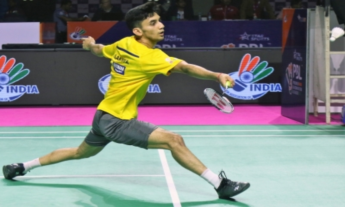 TeluguStop.com - Lakshya Out Of Saarlorlux Badminton After Coach Tests Covid+