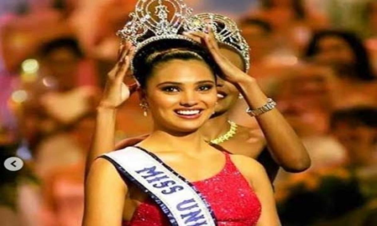 TeluguStop.com - Lara Dutta Recalls How Bengaluru Welcomed Her After Miss Universe Win