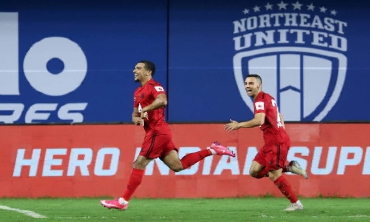 TeluguStop.com - Late Goal Helps Northeast Draw Game After Kerala Take 2-goal Lead