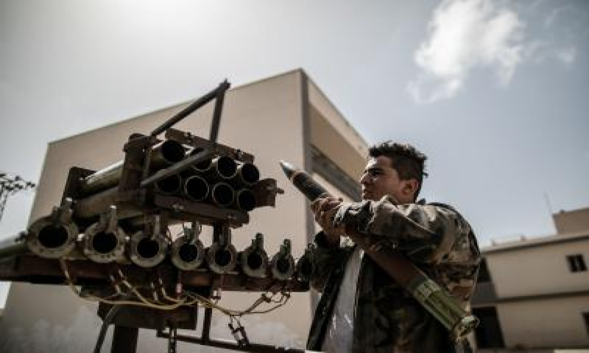 TeluguStop.com - Libya's Eastern-based Army Releases Detained Foreign Ship
