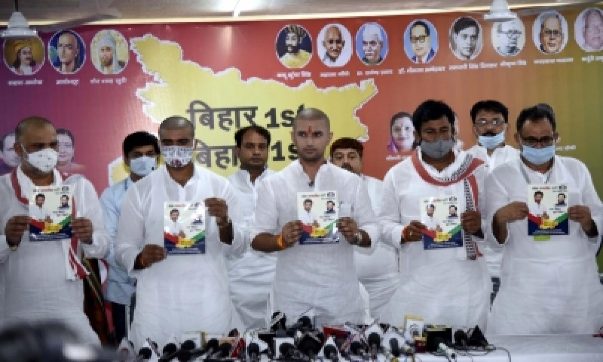 TeluguStop.com - Ljp A Headache For Nda In Bihar Assembly Elections