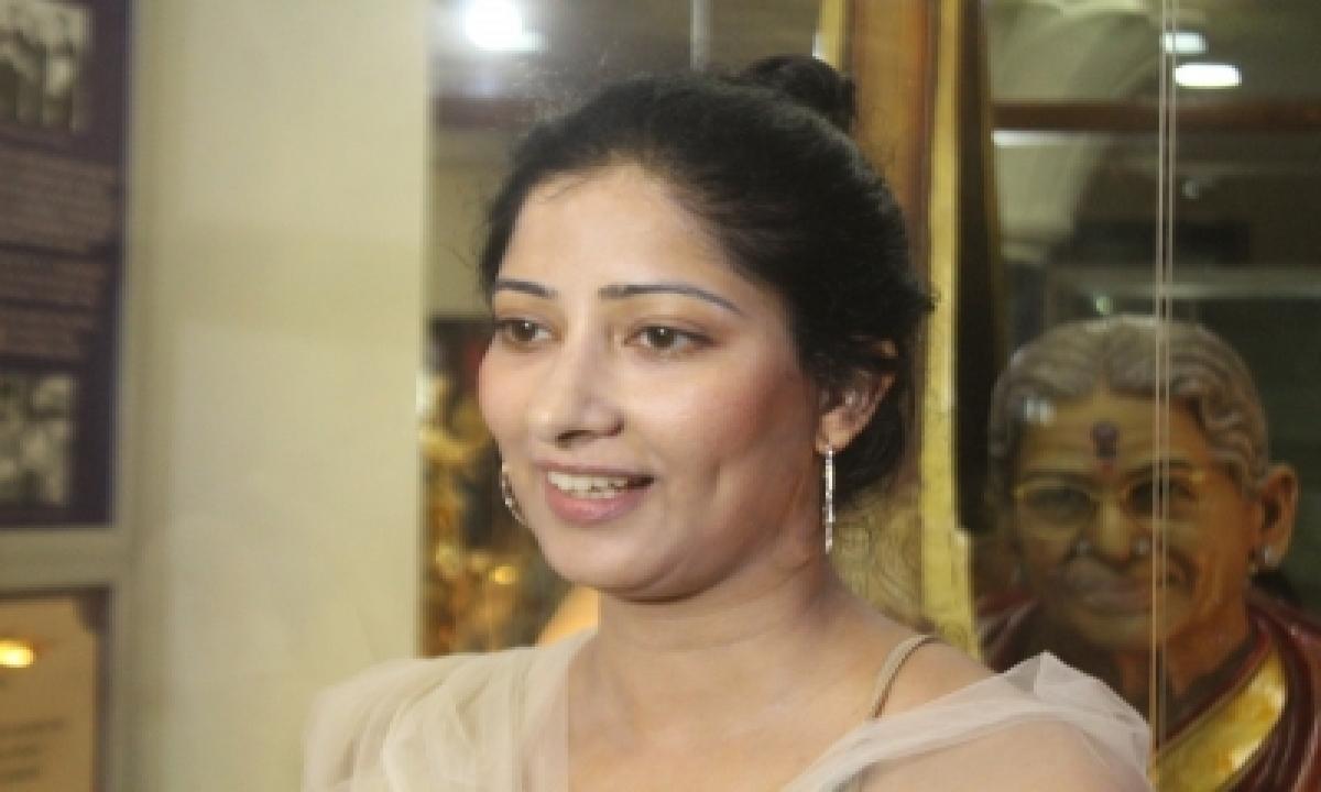TeluguStop.com - Luxembourg-based 'sooryavanshi' Actress Niharica Raizada: India Taught Me Patience