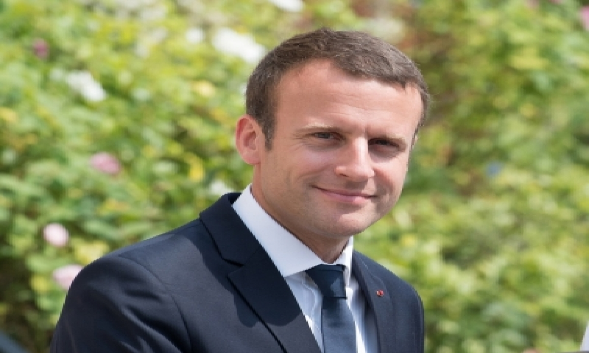 TeluguStop.com - Macron Announces Over $600mn Investment In Space Sector