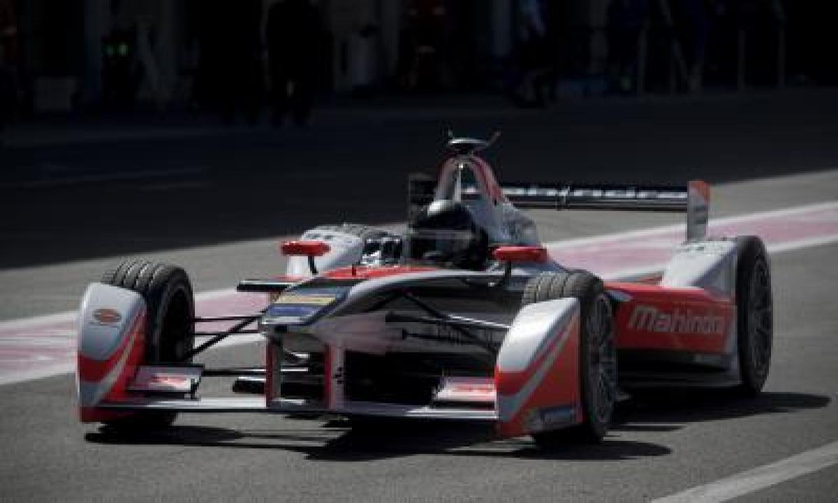TeluguStop.com - Mahindra First Formula E Team To Sign Up For Gen 3 Regulations