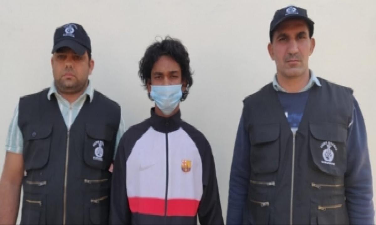 TeluguStop.com - Man Held For Shooting Friend In Gurugram, Old Rivalry Suspected