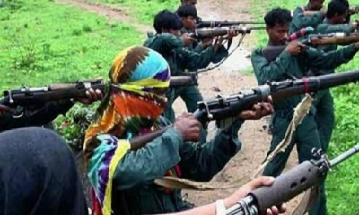 TeluguStop.com - Maoist Carrying Rs 5 Lakh Reward Surrenders In Jharkhand