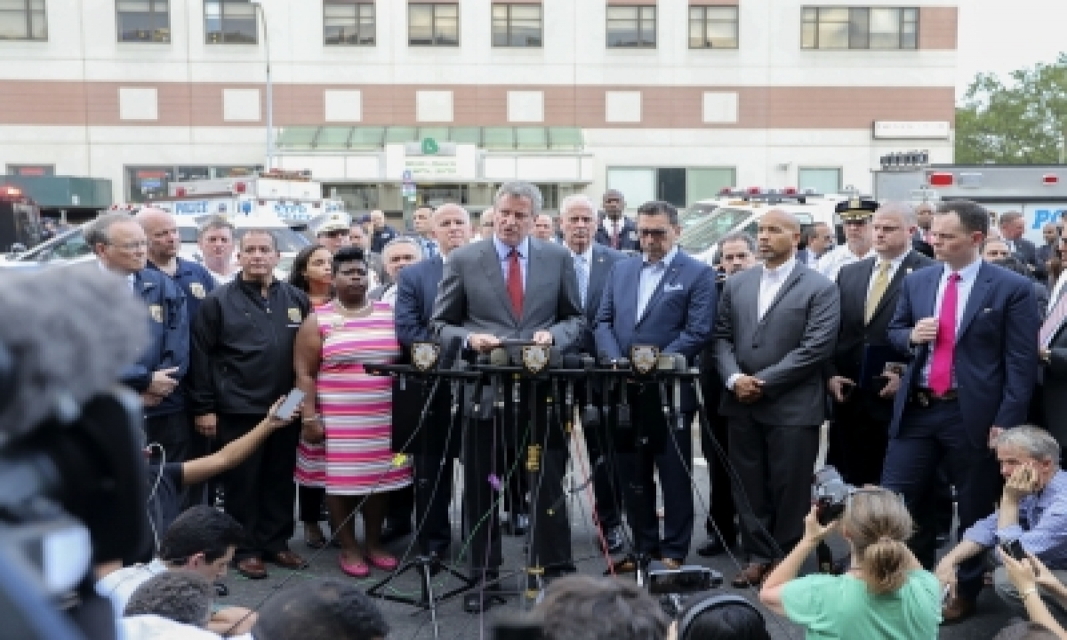 TeluguStop.com - Mayor Asks New Yorkers To Stay Home For Holidays To Protect Against Covid-19
