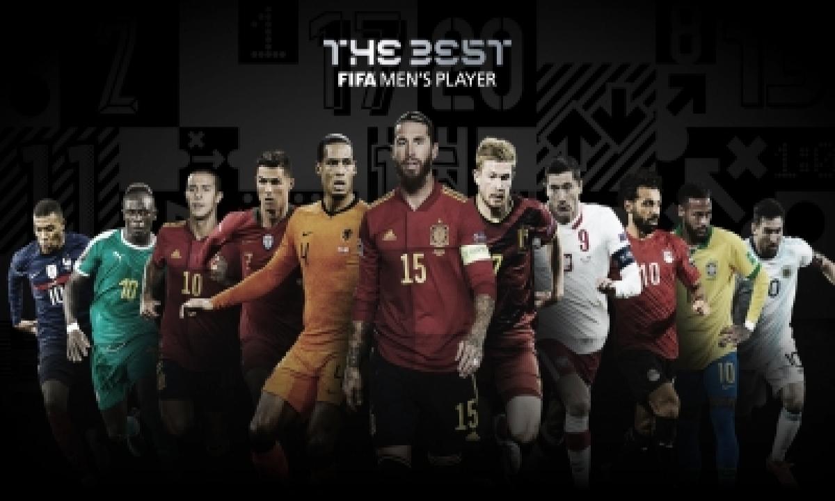 TeluguStop.com - Messi, Ronaldo & Salah Among Nominees For Fifa Best Awards 2020