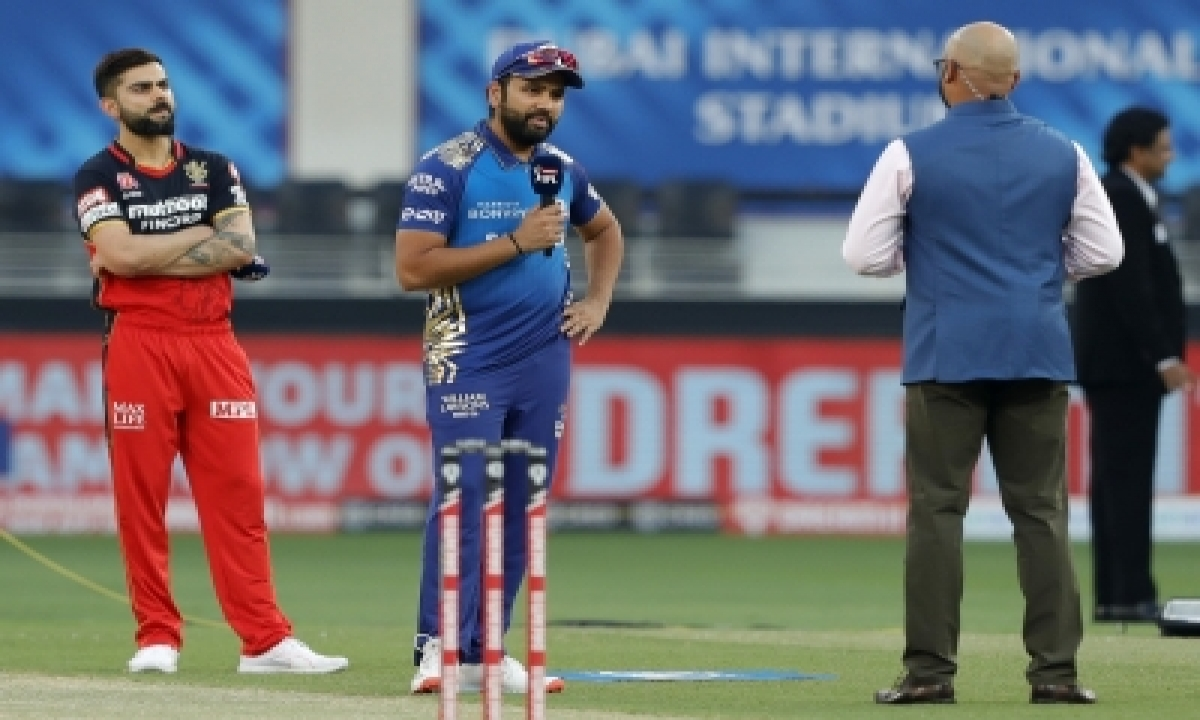 TeluguStop.com - Mi Win Toss, Choose To Bowl Against Rcb