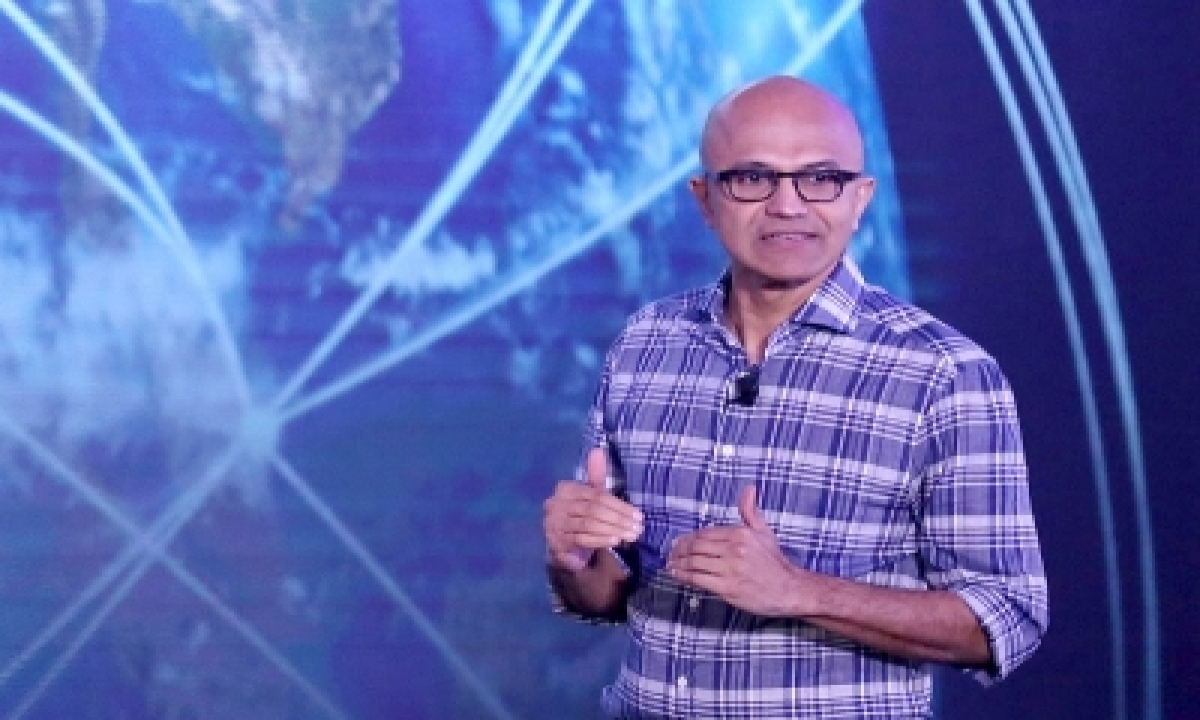 TeluguStop.com - Microsoft Teams Platform Reaches 115mn Daily Active Users: Nadella