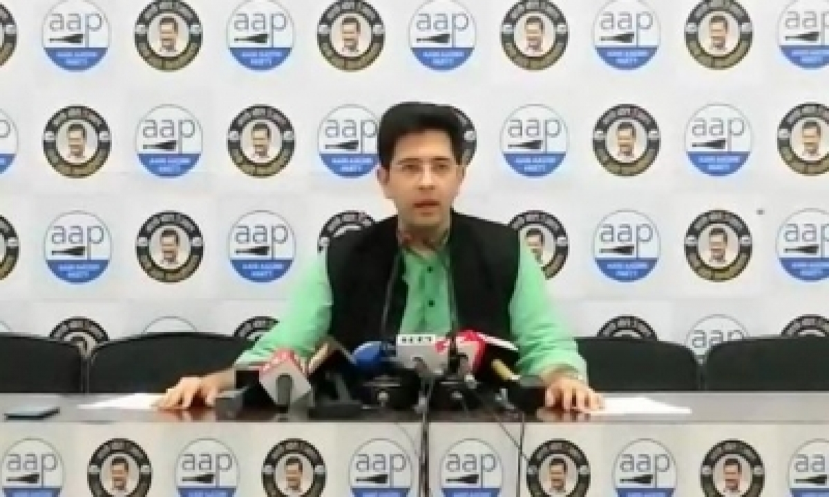 TeluguStop.com - Modi Govt Must Not Make It An Ego Conflict, Raghav Chadha On Farmer Unrest