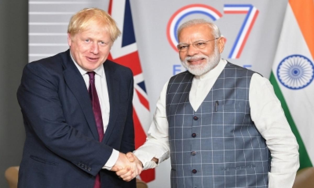 TeluguStop.com - Modi Invites Boris Johnson As R-day Chief Guest
