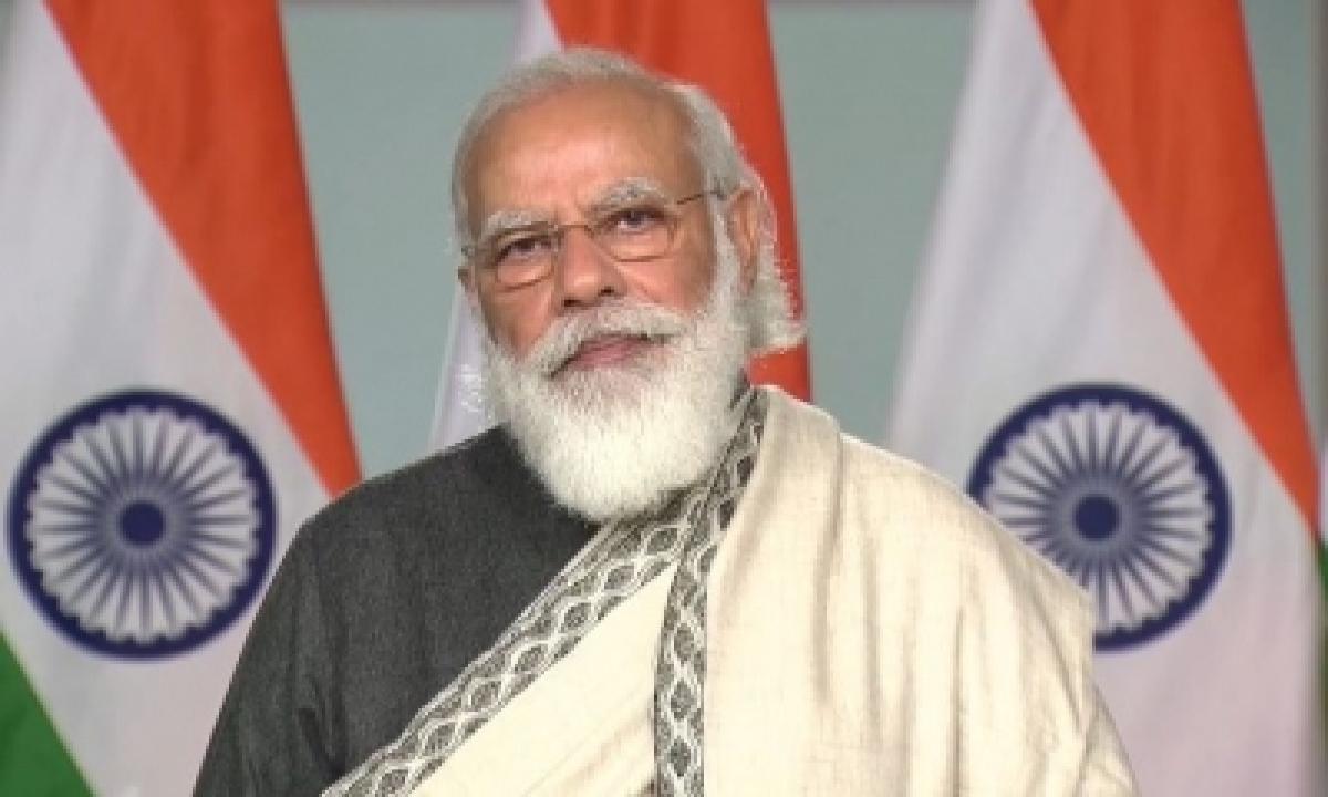 TeluguStop.com - Modi Speaks To Telangana Bjp Chief, Enquires About Ghmc Polls