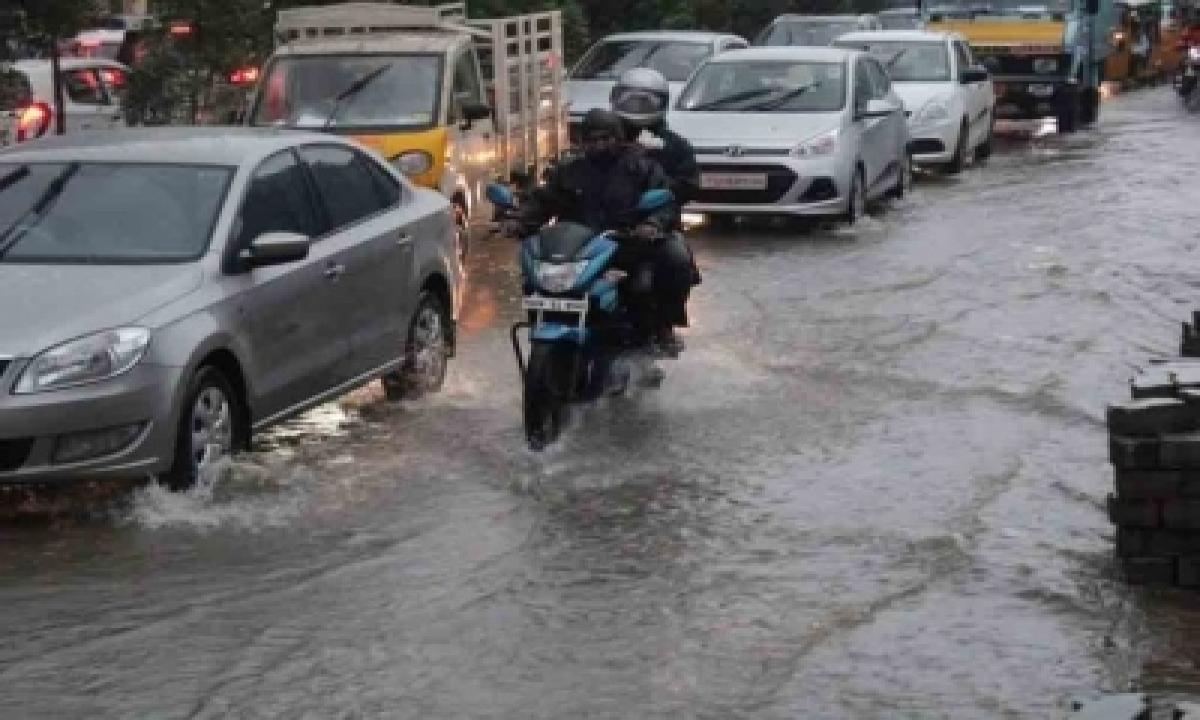 TeluguStop.com - More Rains Add To Hyderabad's Pain