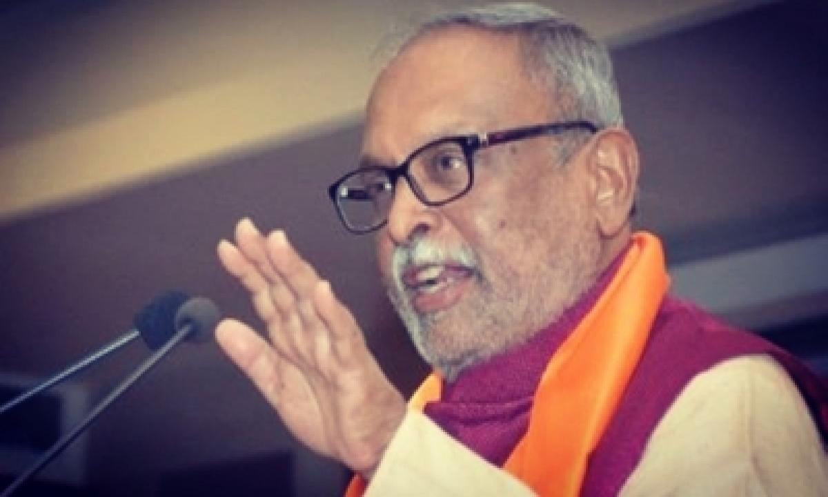 TeluguStop.com - Mortal Remains Of Bjp Leader Abhay Bhardwaj Cremated In Rajkot
