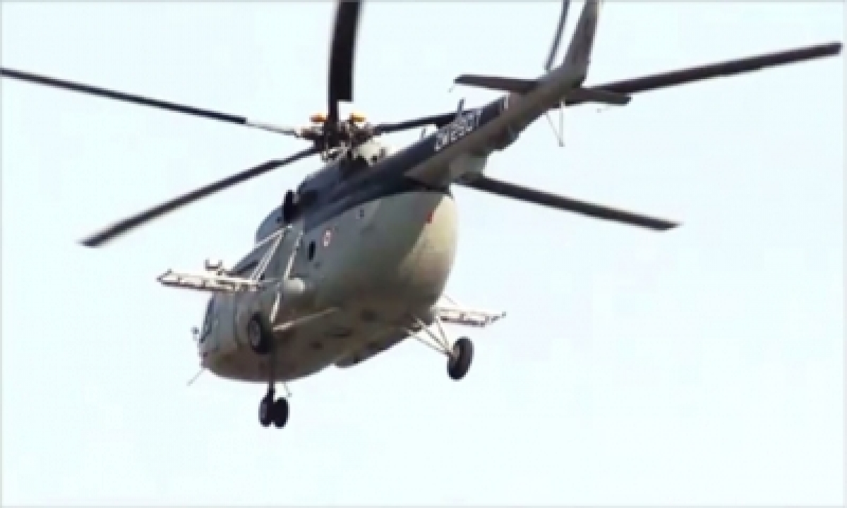 TeluguStop.com - Motor Sich, Under Scanner For Chinese Investment, Competes With Russian Helicopters For Iaf Contract