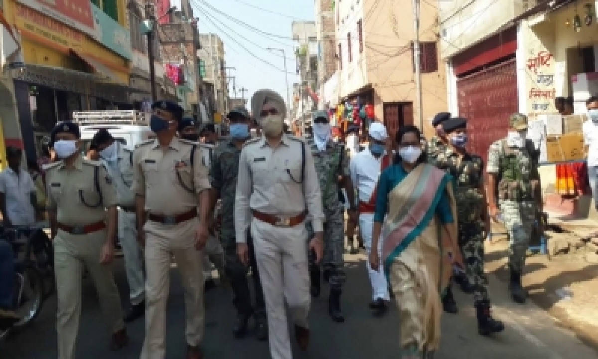 TeluguStop.com - Munger Violence: Cisf Report Says Local Police Fired First (ld)