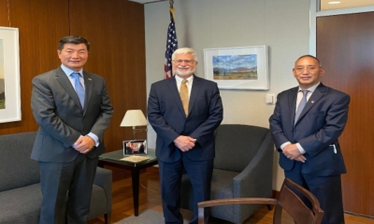 TeluguStop.com - My Office Committed To Advocate Autonomy: Us Special Coordinator For Tibetan Issues