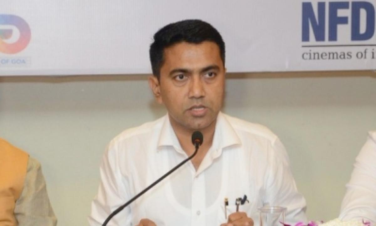 TeluguStop.com - Naik's Parameters Stable, Taken Off Ventilator: Goa Cm