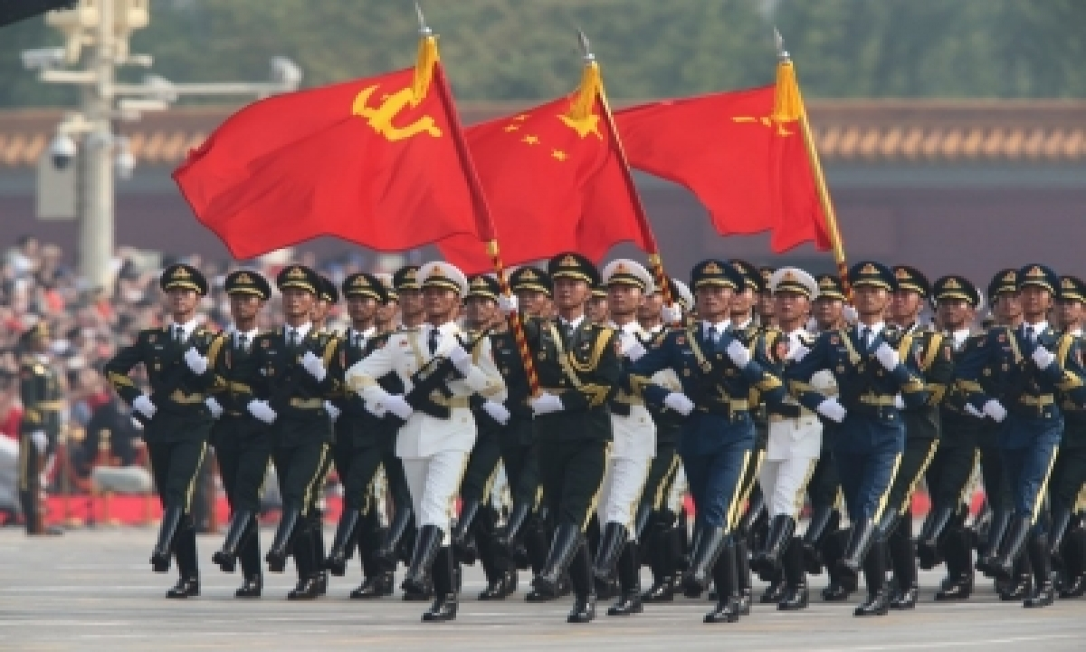 TeluguStop.com - Nato Identifies China As A Threat In The Coming Decade