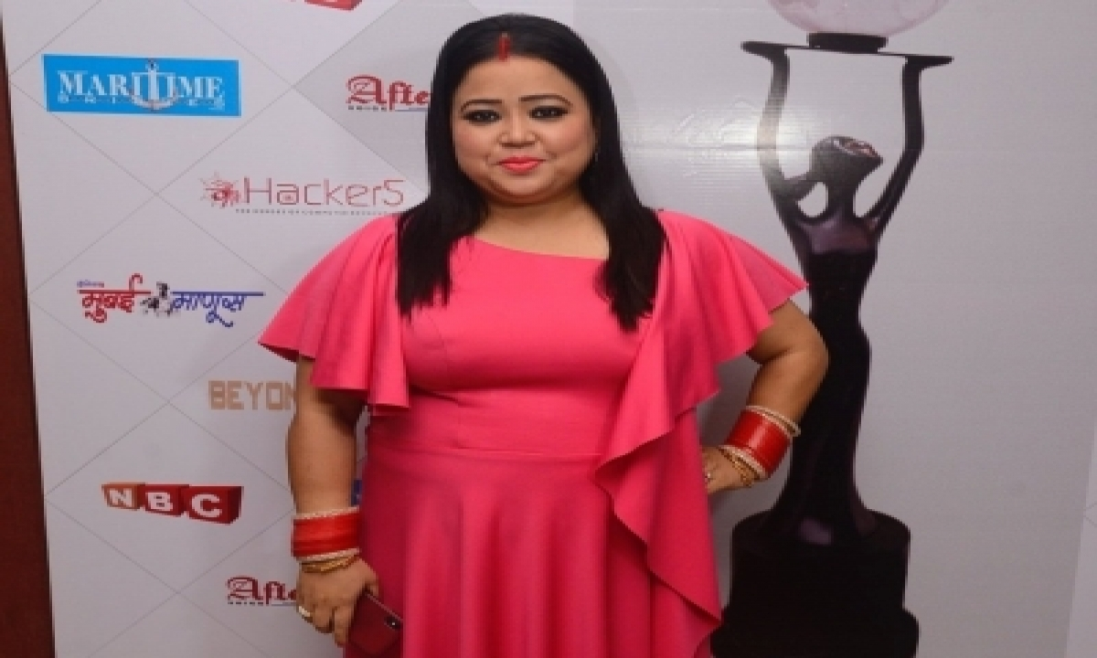 TeluguStop.com - Ncb Nabs Comedian Bharti Singh, Marijuana Found At Home, Hubby Being Grilled (3rd Ld)
