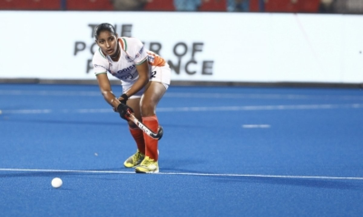 TeluguStop.com - Need To Be Alert In Our Defence Against Argentina, Says Gurjit Kaur