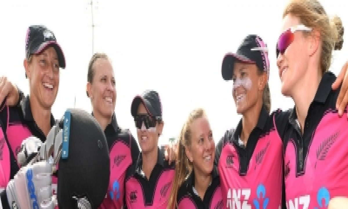 TeluguStop.com - New Zealand Women To Host England And Australia For Odis & T20is