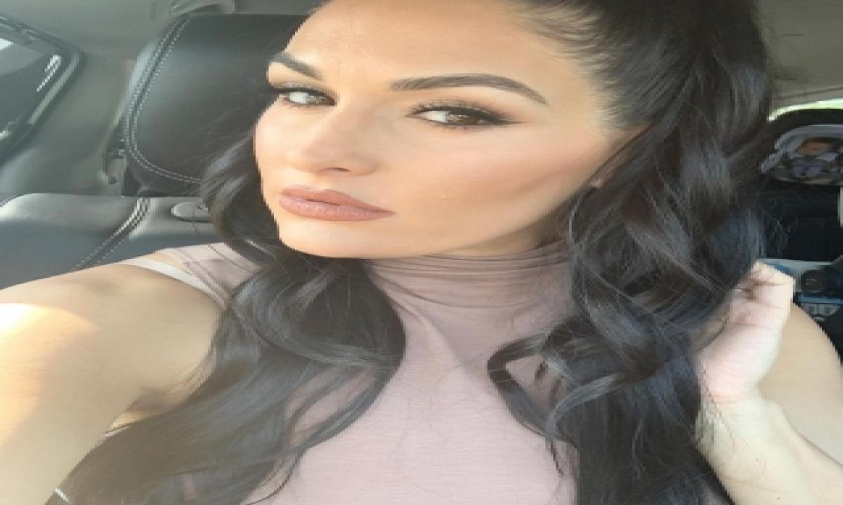 TeluguStop.com - Nikki Bella Congratulates John Cena On Wedding