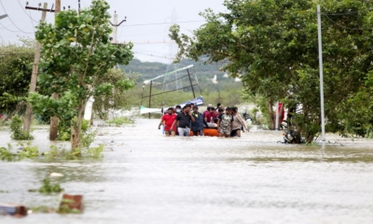 TeluguStop.com - Nivar Affected Andhra Districts Receive Nearly 188% Excess Rainfall