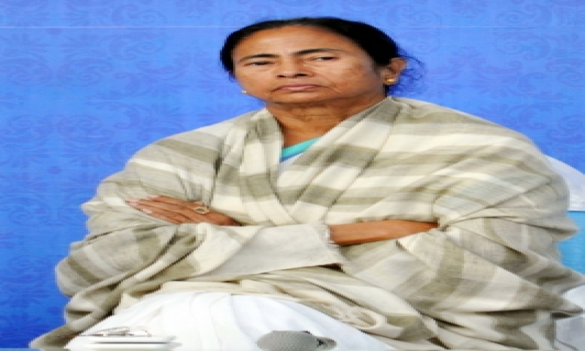 TeluguStop.com - Now Mamata Accuses Centre Of Bulldozing Federal Structure Of Nation