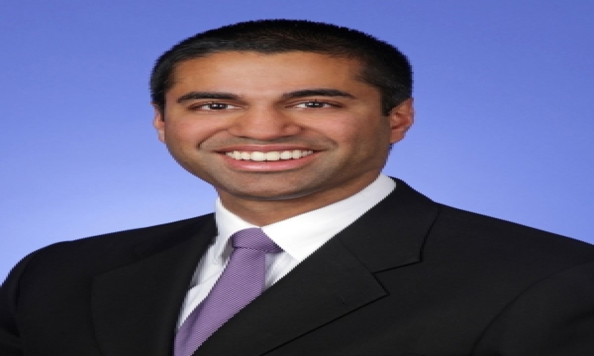 TeluguStop.com - One Of Senior-most Indian-american Trump Appointee Ajit Pai To Quit (ld)