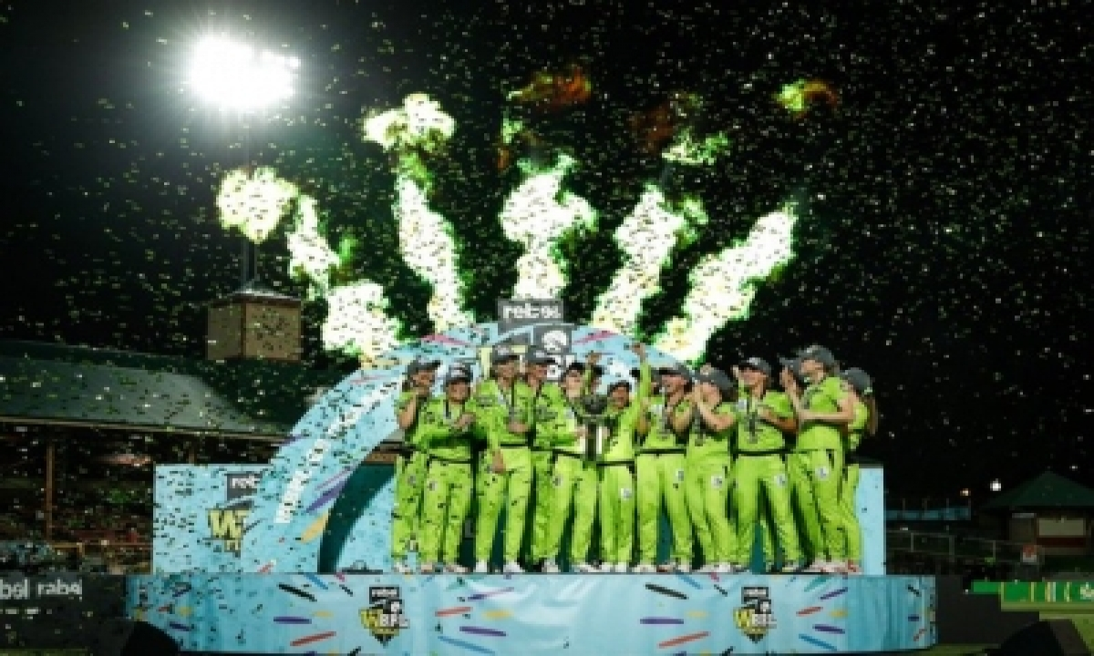 TeluguStop.com - Over 1 Million Watched Wbbl Playoffs Cricket Matches