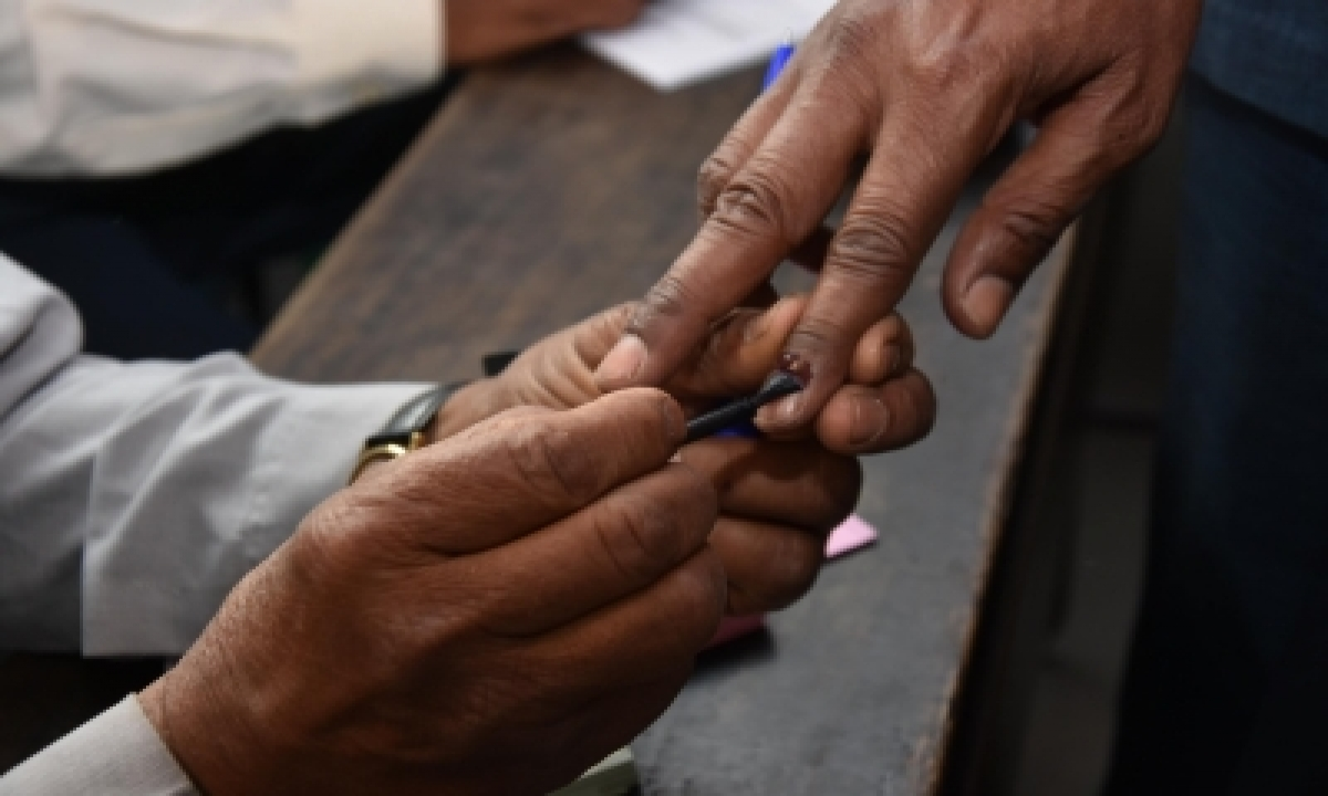TeluguStop.com - Over 43% Polling In Greater Hyderabad Civic Polls (roundup)