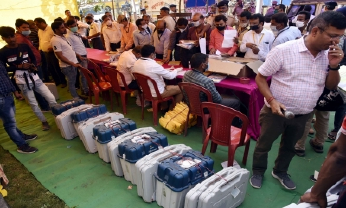 TeluguStop.com - Over 6000 Polling Booths Seen As Sensitive In First Phase Of Bihar Polls