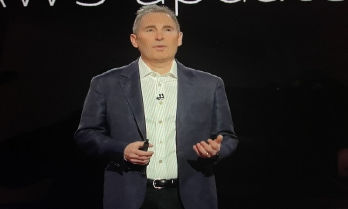TeluguStop.com - Pandemic Accelerates Cloud Adoption By Several Years: Aws Ceo
