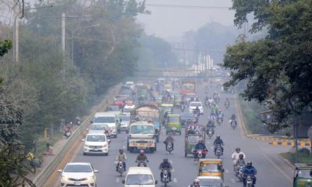 TeluguStop.com - Pau Experts Clear The Air: Punjab Smog Highly Unlikely To Reach Delhi