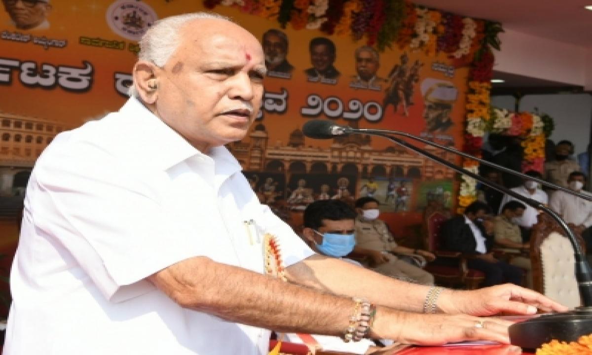 TeluguStop.com - Phone Call From Delhi Makes Yediyurappa Defer Lingyat Move