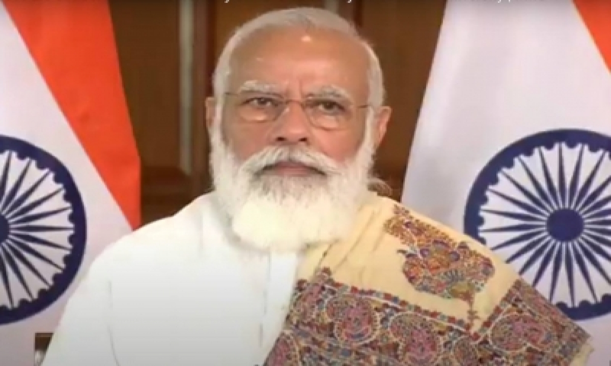 TeluguStop.com - Pm At G20: Coordinated Efforts By Largest Economies Will Lead To Faster Recovery From Pandemic