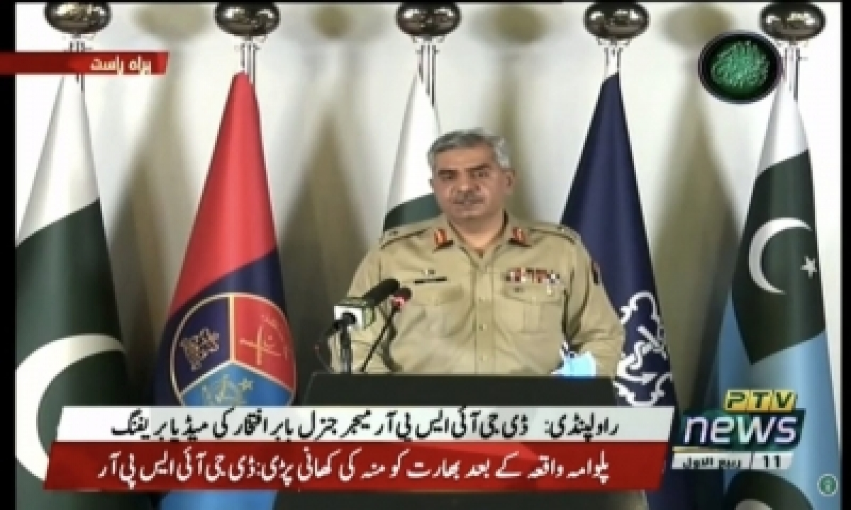 TeluguStop.com - Political Statement About Abhinandan's Release Attempt To Distort History: Pak Dg Ispr