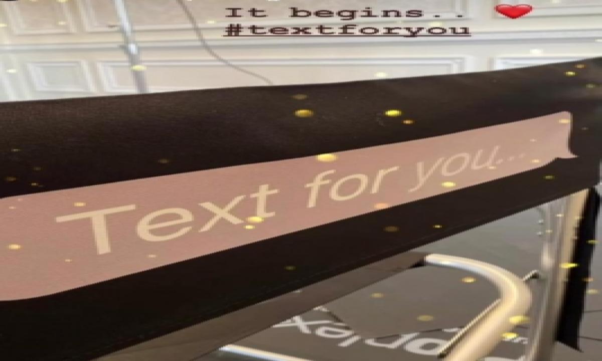 TeluguStop.com - Priyanka Chopra Starts Shoot For 'text For You'