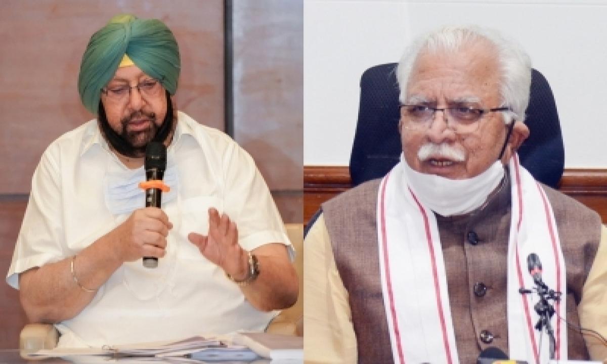 TeluguStop.com - Punjab Cm Slams Khattar Over 'khalistani' Remark