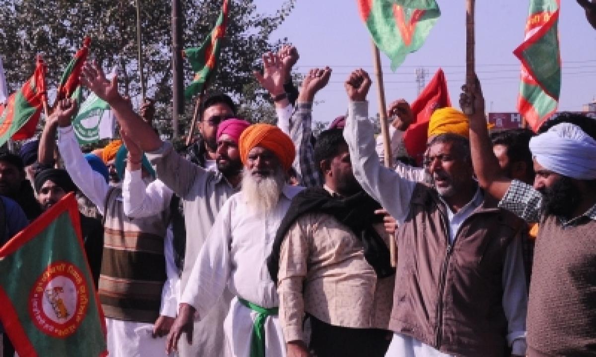 TeluguStop.com - Punjabi Diaspora Worried, Shocked Over 'brutality' Against Farmers