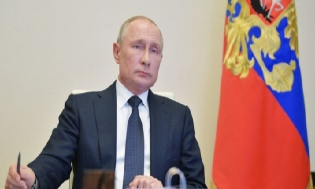 TeluguStop.com - Putin Demands Vigilance Despite Easing Pandemic In Russia