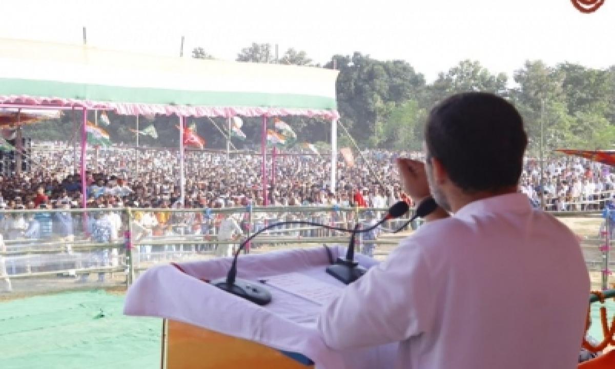 TeluguStop.com - Rahul Gandhi To Address Two Rallies In Bihar On Wednesday