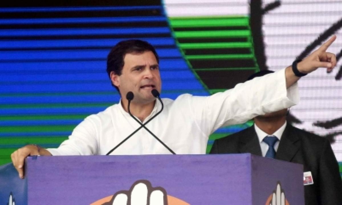 TeluguStop.com - Rahul Warns 'those Who Run Rough Shod' Over Tamil Culture
