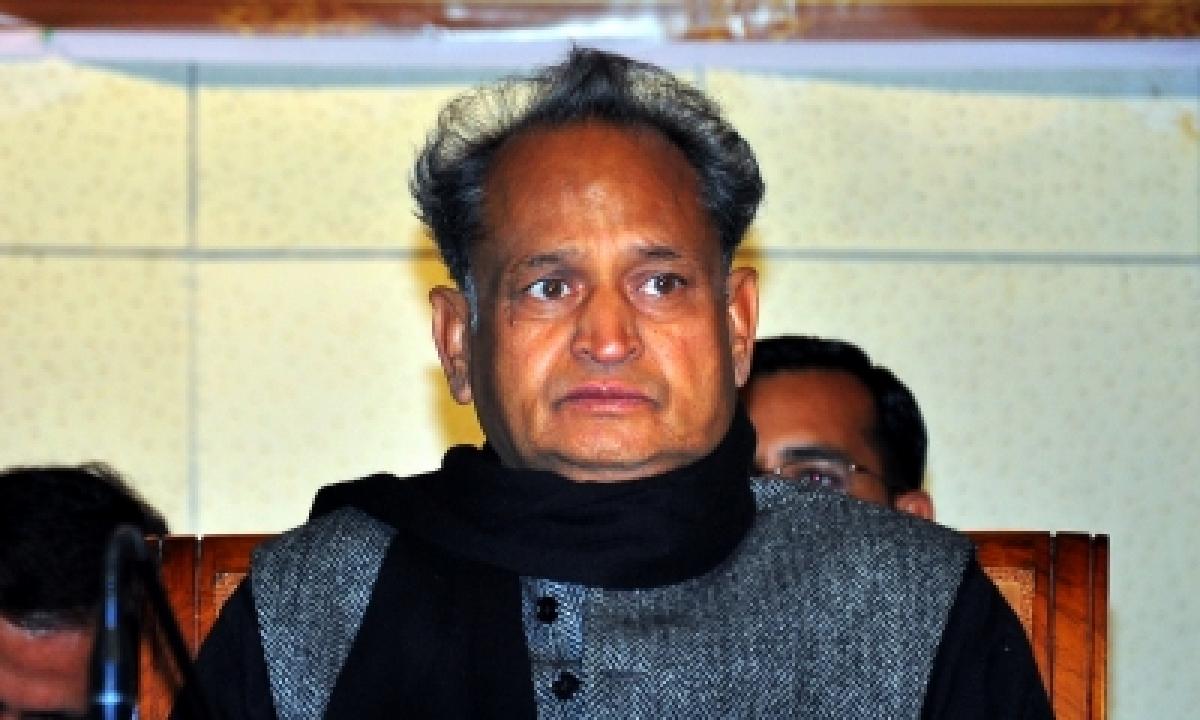 TeluguStop.com - Rajasthan Cm Advises Pm To Conduct Rtpcr Tests