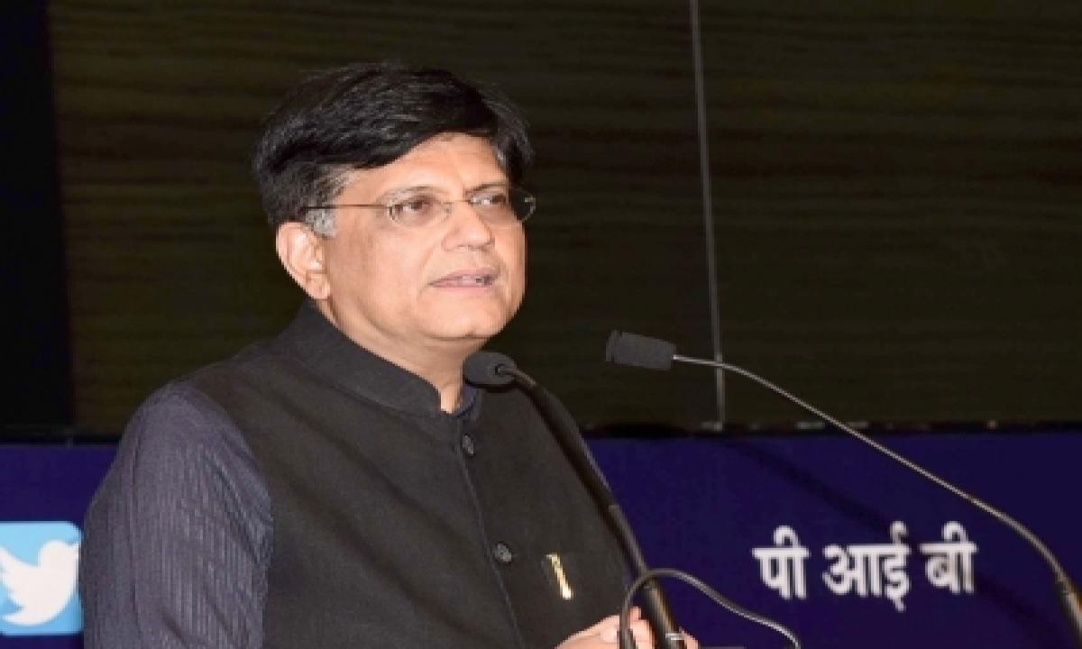 TeluguStop.com - Rajasthan: Goyal Launches Digvada-bandikui Rail Line